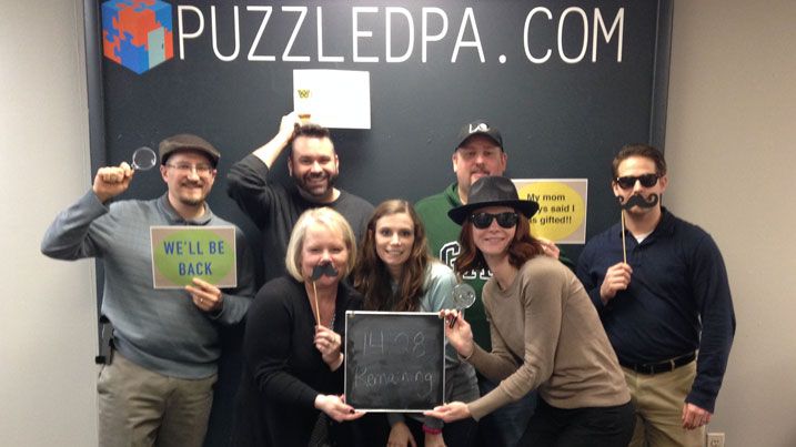 Puzzled PA Escape Room